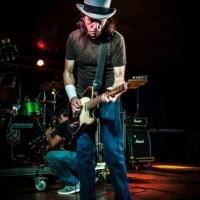 Dan Baird and The Homemade Sin en el Calella Rockfest 2015.4