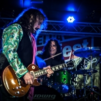 Dan Baird and The Homemade Sin en el Calella Rockfest 2015.9