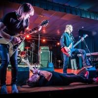 House of X en el Calella Rockfest 2015.1