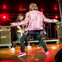 House of X en el Calella Rockfest 2015.6