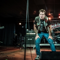 Junkyard en el Calella Rockfest 2015.8