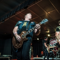 Junkyard en el Calella Rockfest 2015
