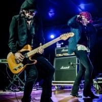 The Quireboys en el Calella Rockfest 2015.3