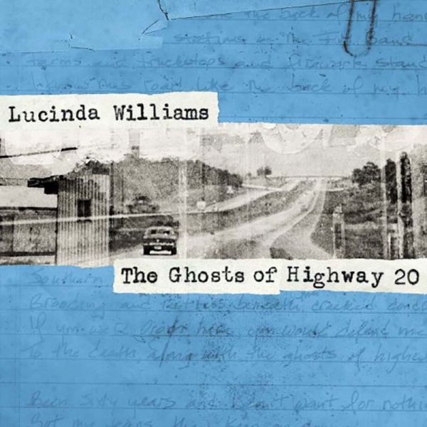 Lucinda Williams anuncia nuevo disco Ghosts of Highway 20 y gira española 2016