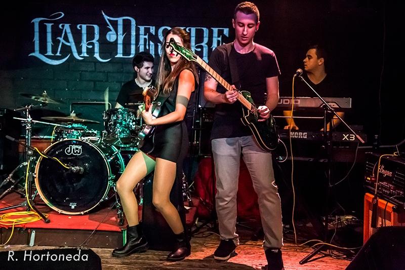 Liar Desire en concierto.4