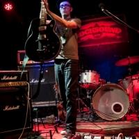 Caustic Roll Dave en concierto Barcelona 2015.3
