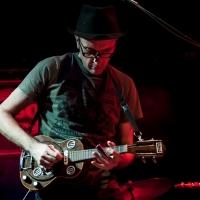 Caustic Roll Dave en concierto Barcelona 2015.4