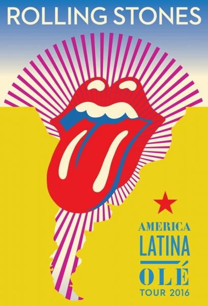 The Rolling Stones anunica gira en Sudamérica llamada 2016 América Latina Olé Tour