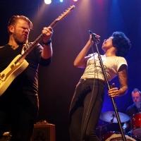 Nikki Hill Band en el Kafe Antzokia de Bilbao 2015.1