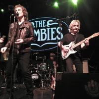 The Zombies durante su concierto en Madrid nov 2015