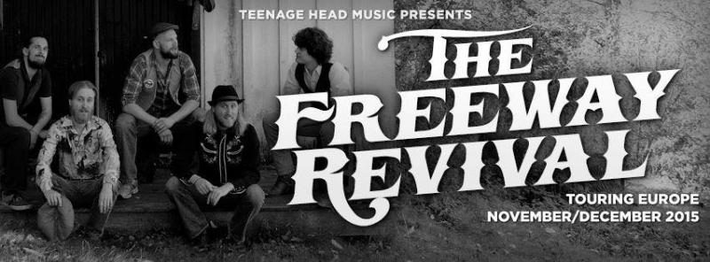 The Freeway Revival gira en España 2015