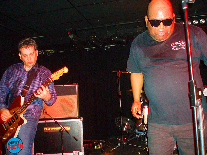 Barrence Whitfield & The Savages en Valencia 2015