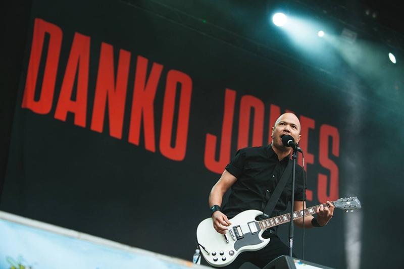 Entrevista a Danko Jones. Fire Music nuevo disco y gira en España