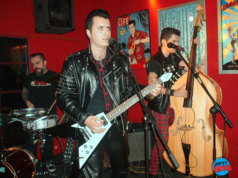 Hellbilly Club presenta Subhumanos en el aniversario de Bop Street