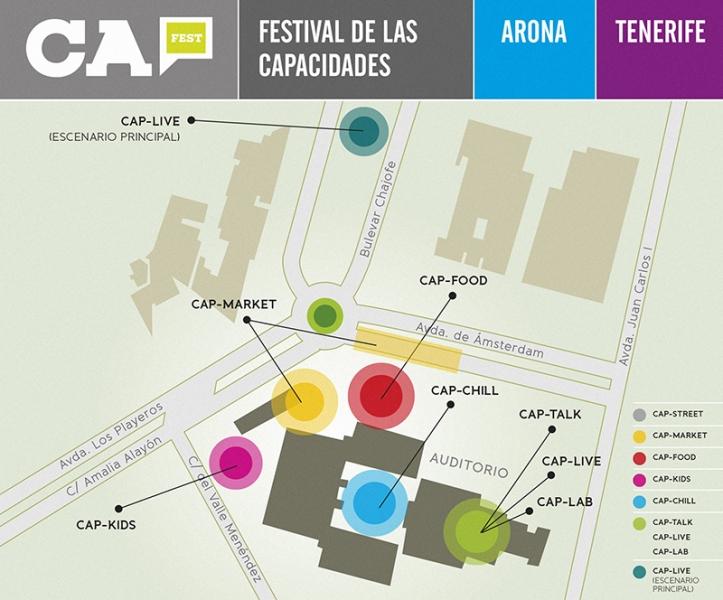 Cap Fest de Tenerife con Amadou & Mariam, Toumani Diabaté, Pascal Kleiman y Peter Broderick 2015