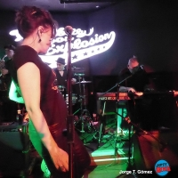 The Hillbilly Moon Explosion en Madrid 2015.1