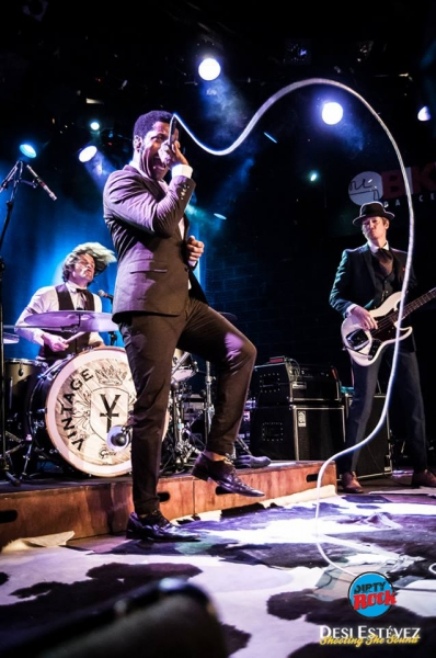 Entrevista a Vintage Trouble gira en España