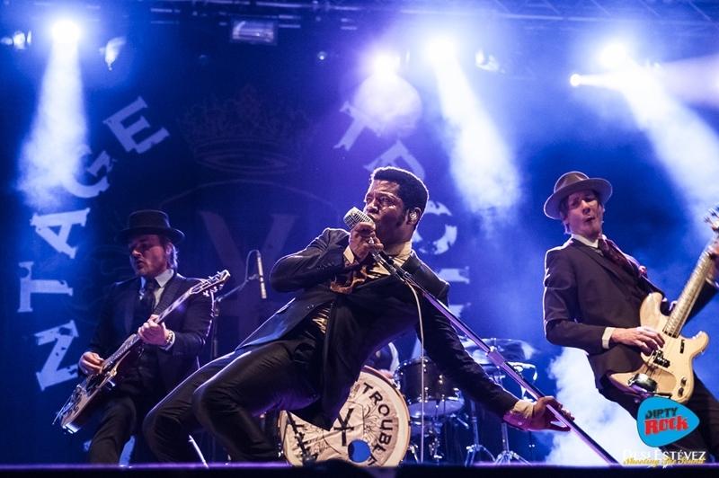 Entrevista a Vintage Trouble que se viene de gira a España a presentar 1 Hopeful R.D. 2015