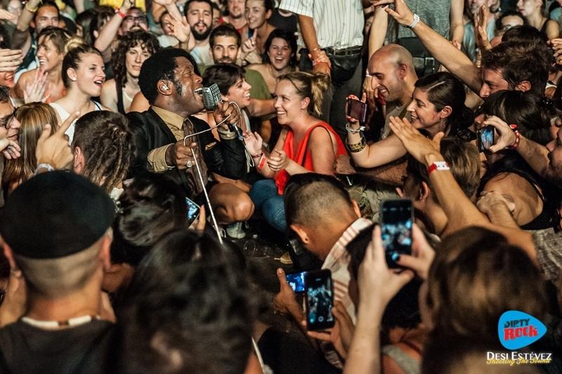 Entrevista a Vintage Trouble que se viene de gira a España a presentar 1 Hopeful R.D.