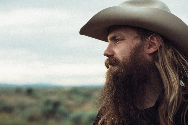 Chris Stapleton debuta en solitario con su disco Traveller 2015