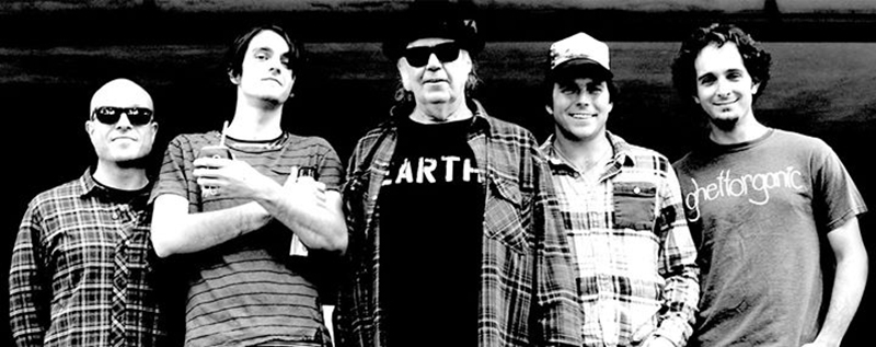 Neil Young + Promise of the Real anuncian gira europea 2016 Rebel Content tour 2016