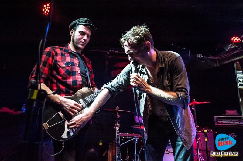 The Legendary Shack Shakers crónica concierto Barcelona