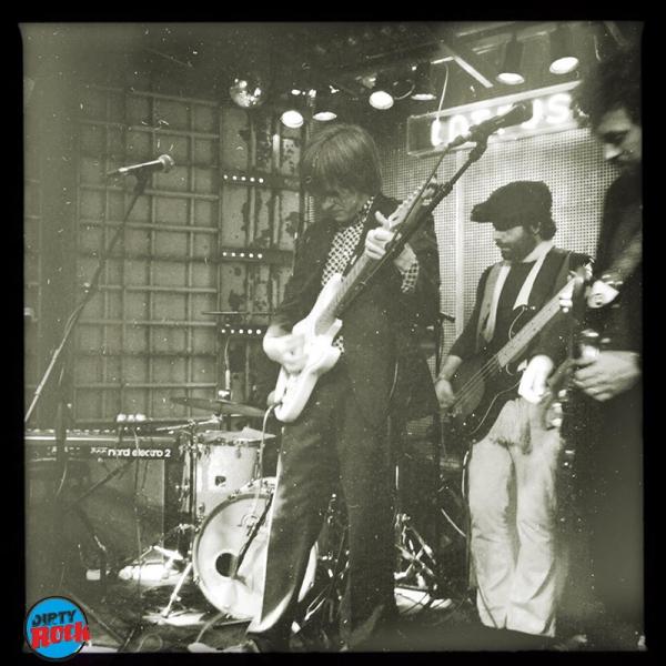 Colorama en el décimo aniversario de RadioCity discos en Madrid.11