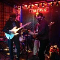 Colorama en el décimo aniversario de RadioCity discos en Madrid.4