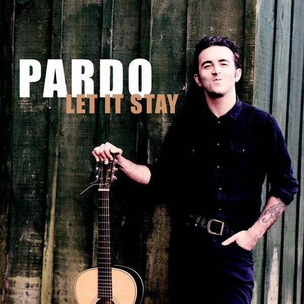 Pardo publica nuevo disco Let it Stay 2015