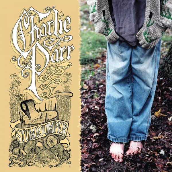 Charlie Parr publica Stumpjumper, nuevo disco