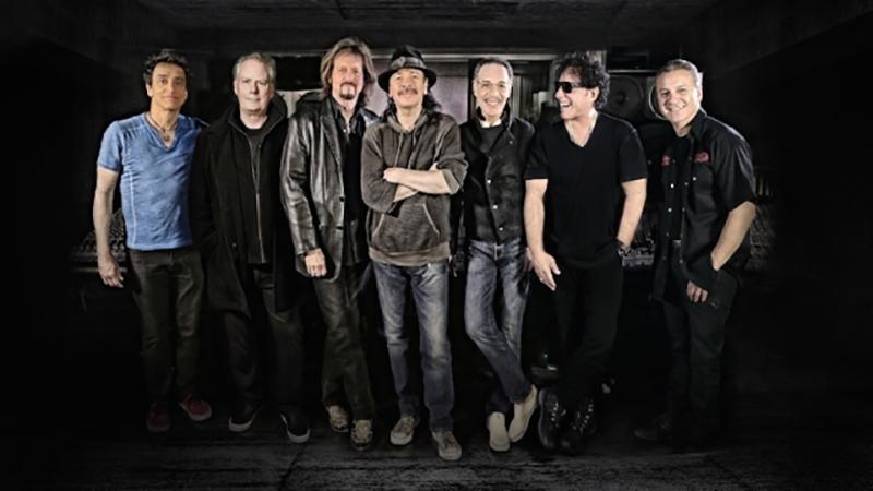 Santana publica nuevo disco Santana IV, junto a su banda original 2016