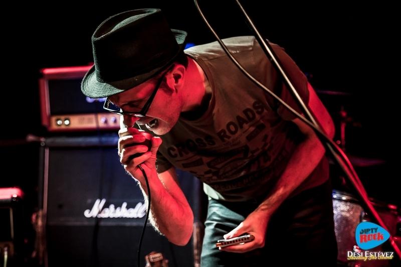 Caustic Roll embrujará el próximo 23 de enero la barcelonesa sala de Freedonia
