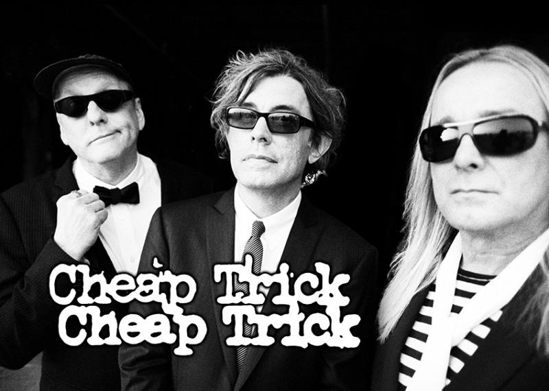 Cheap Trick regresan con nuevo disco Bang Zoom Crazy... Hello