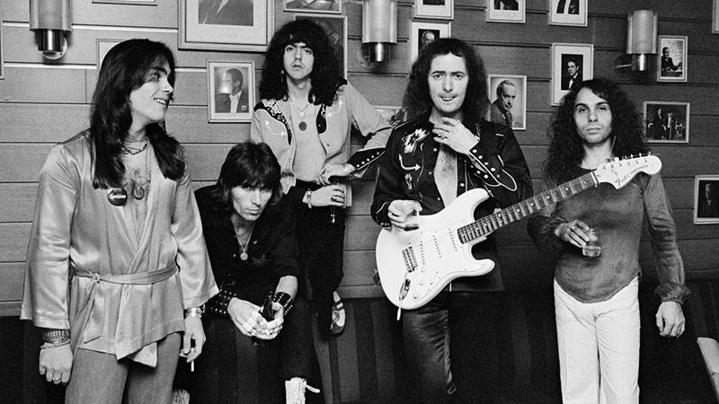 Adiós a Jimmy Bain, bajista de Dio, Rainbow 2016