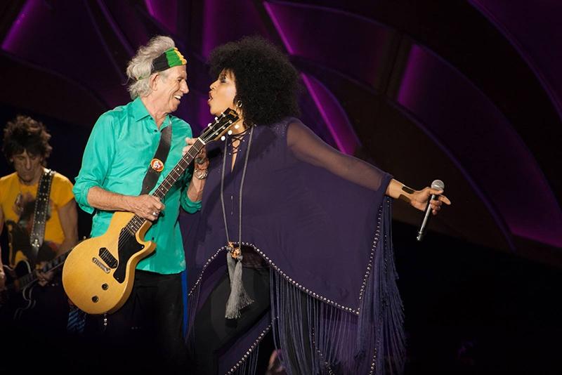 Sasha Allen sustitye a Lisa Fischer en la nueva gira de los Rolling Stones a los coros 2016