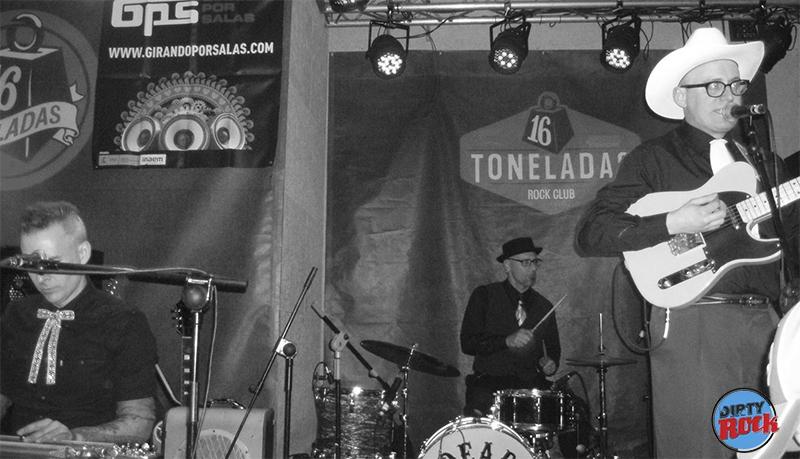 Los Locos del Oeste Y su loco country Jazz