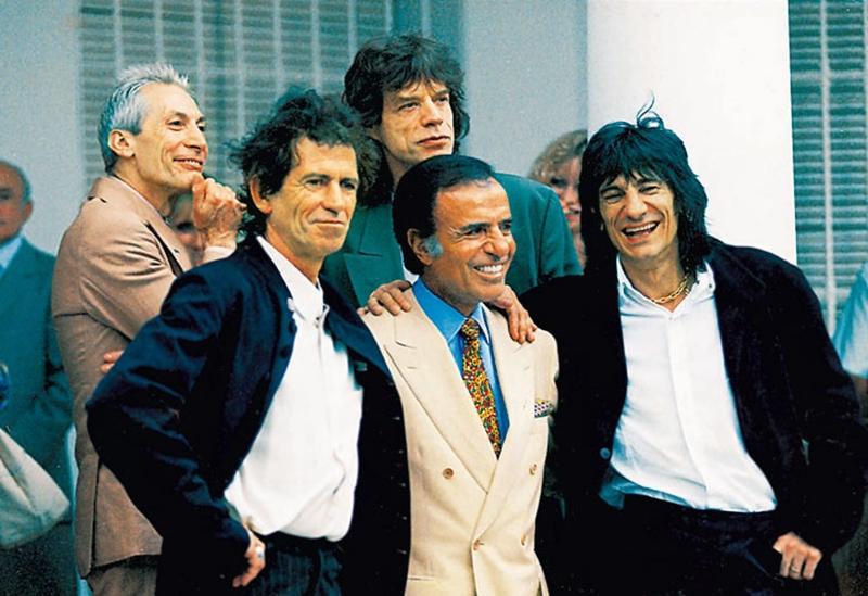 The Rolling Stones desatan la locura en Buenos Aires Argentina