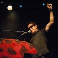 Burning en Barcelona concierto