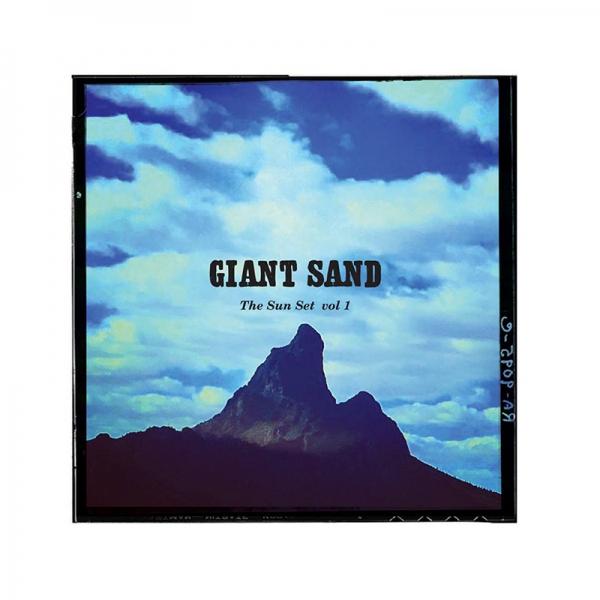 Giant Sand se separan con una colección de discos The Sun Set y gira