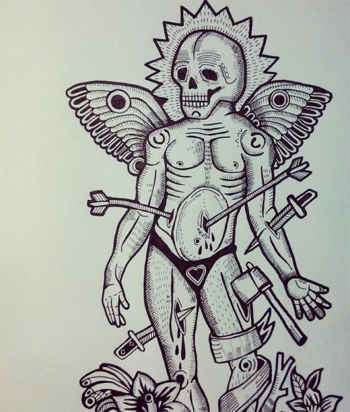 Pájaro publica He matado al Ángel su nuevo disco 2016