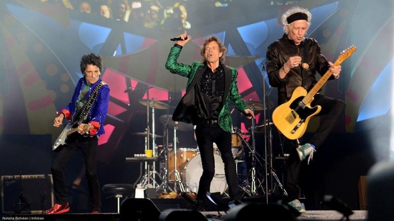 The Rolling Stones Argentina La Plata 2016 Estadio Unico