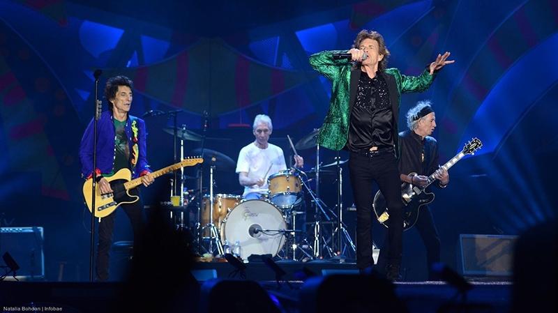The Rolling Stones Argentina La Plata 2016.1
