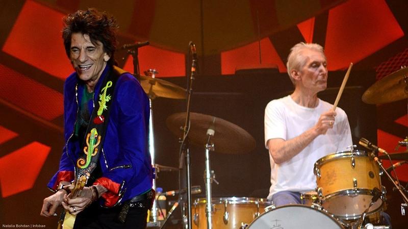 The Rolling Stones Argentina La Plata 2016.2