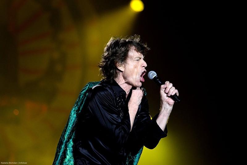 The Rolling Stones Argentina La Plata 2016.5