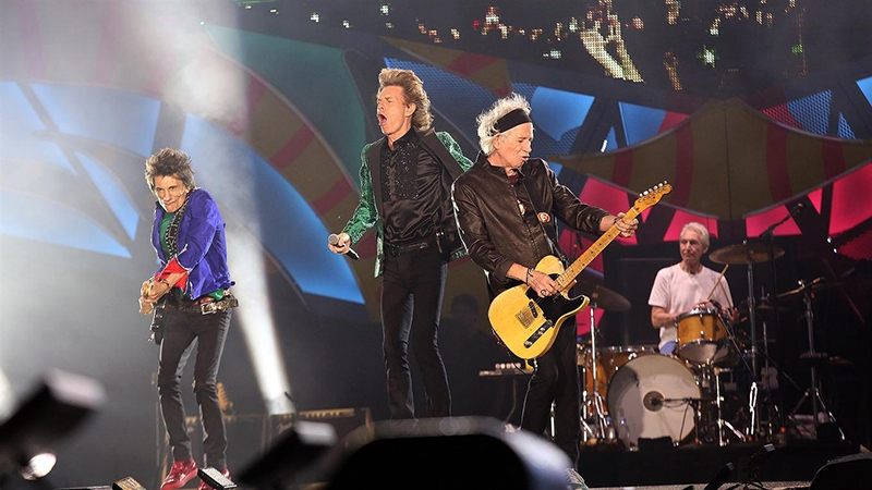 The Rolling Stones Argentina La Plata 2016