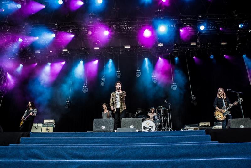 Entrevista a la banda de Rock holandesa Navarone, gira en España 2016