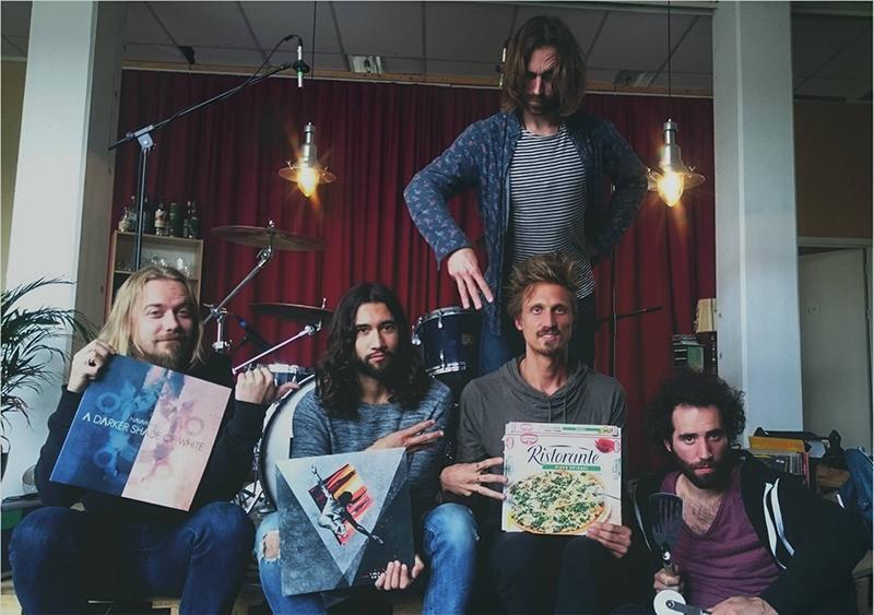 Entrevista a la banda de Rock holandesa Navarone, previa a su gira española 2016