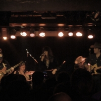 Nicki Bluhm & the Gramblers concierto en Barcelona.1