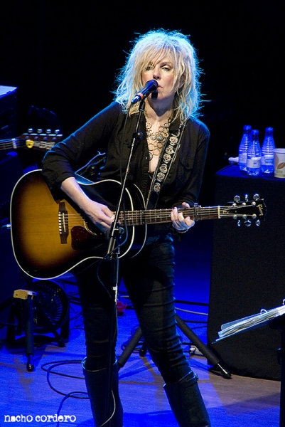 Lucinda Williams en el Azkena Rock Festival 17 junio 2016