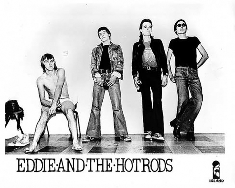 Eddie &The Hot Rods gira española 40 aniversario 2016